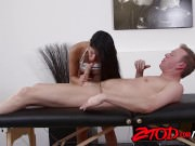 Jordana Heat loves giving happy endings
